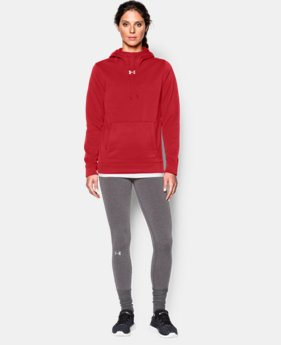 Women's UA Storm Armour® Fleece Hoodie  1 Color $64.99