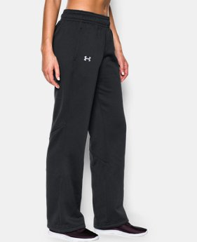 Best Seller Women's  UA Storm Armour Fleece® Pants  1 Color $54.99