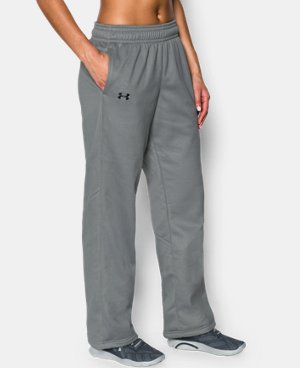New Arrival  Women's UA Storm Armour® Fleece Pant LIMITED TIME: FREE SHIPPING 2 Colors $64.99