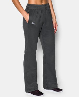New Arrival  Women's UA Storm Armour® Fleece Pant LIMITED TIME: FREE SHIPPING  $64.99