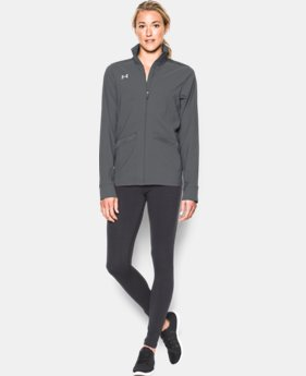 Women's Pre-Game Woven Jacket  1 Color $54.99