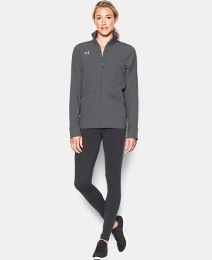 Women's Pre-Game Woven Jacket LIMITED TIME: FREE U.S. SHIPPING 1 Color $54.99