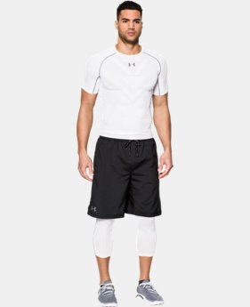 Men's UA HeatGear® ArmourVent™ Guster Shorts LIMITED TIME: FREE U.S. SHIPPING  $25.49 to $26.99