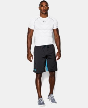 Men's UA HeatGear® ArmourVent™ Guster Shorts   $25.49 to $26.99