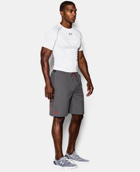 Men's UA HeatGear® ArmourVent™ Guster Shorts