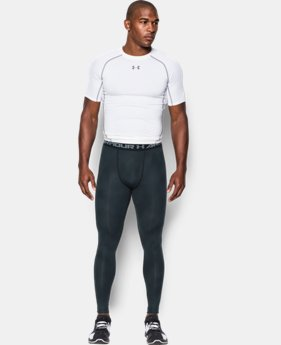 Men's UA HeatGear® Armour Printed Compression Leggings LIMITED TIME: FREE SHIPPING 4 Colors $49.99