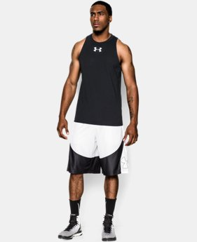 Men's Charged Cotton® Jus Sayin Too Tank EXTENDED SIZES 1 Color $24.99