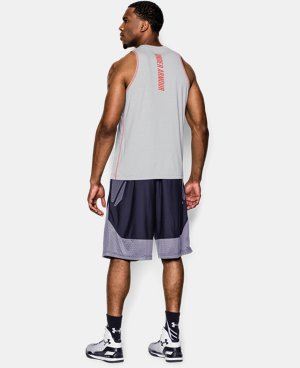 Men's Charged Cotton® Jus Sayin Too Tank LIMITED TIME: FREE U.S. SHIPPING 1 Color $14.24 to $18.99