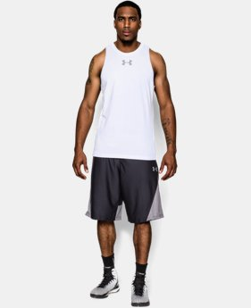 Men's Charged Cotton® Jus Sayin Too Tank LIMITED TIME: FREE SHIPPING 1 Color $29.99