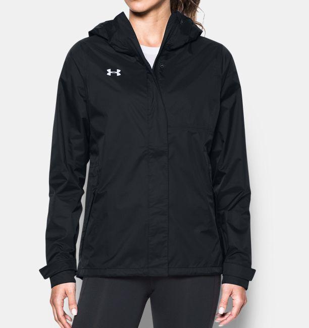 Womens ua ace rain jacket under armour us womens ua ace rain jacket gumiabroncs Choice Image
