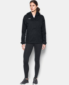 Women's UA Ace Rain Jacket  1  Color Available $119.99