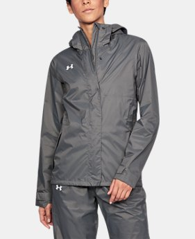 Women's UA Ace Rain Jacket  1 Color $119.99