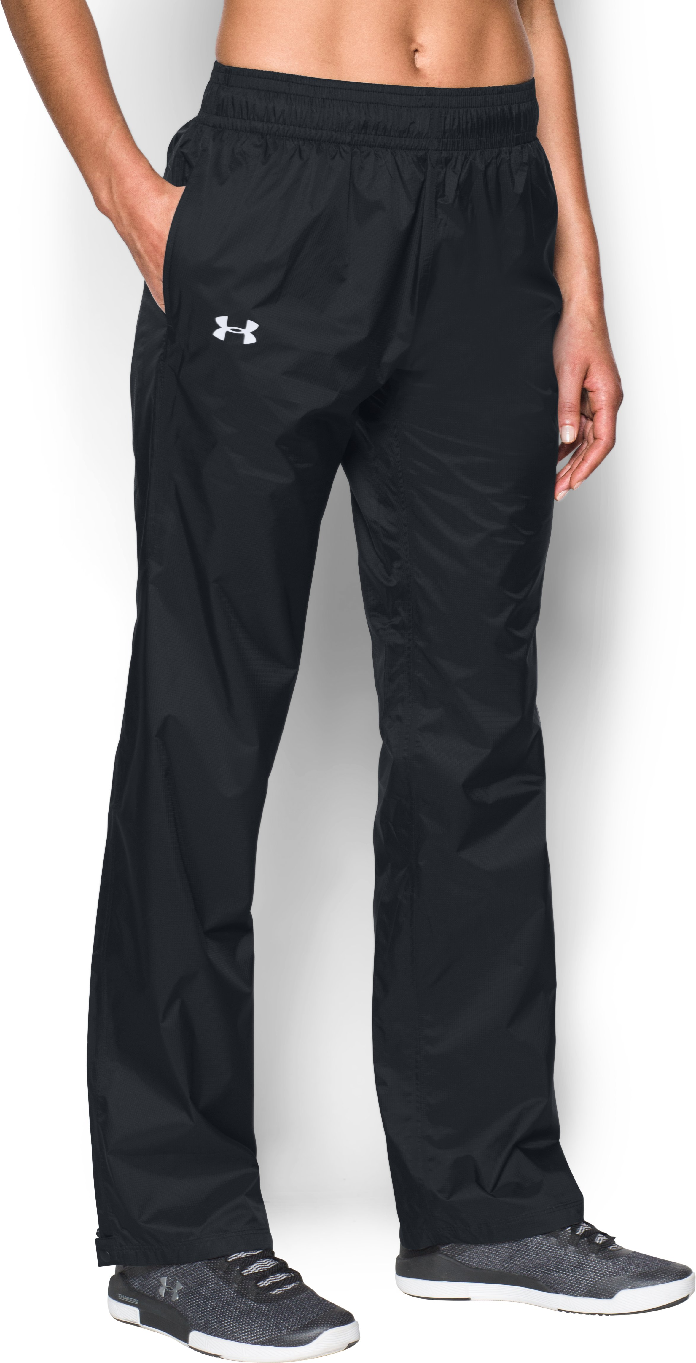 top rated rain pants Women's UA Ace Rain Pant