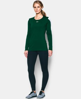 Women's UA Block Party Long Sleeve Jersey  2 Colors $49.99