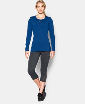Women's UA Block Party Long Sleeve Jersey LIMITED TIME: FREE SHIPPING 2 Colors $49.99