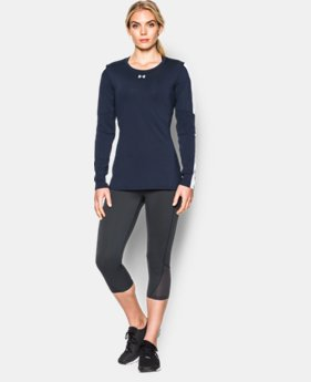 Women's UA Block Party Long Sleeve Jersey LIMITED TIME: FREE SHIPPING 1 Color $49.99