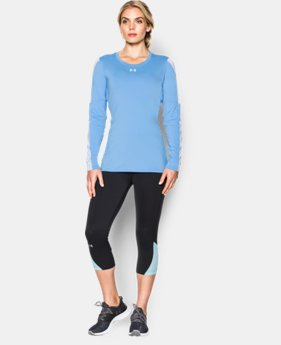Women's UA Block Party Long Sleeve Jersey