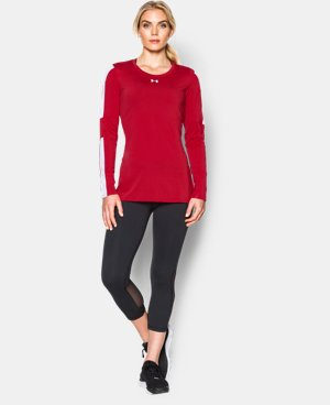Women's UA Block Party Long Sleeve Jersey   $49.99