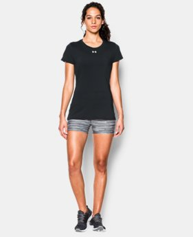 Women's UA Block Party Short Sleeve Jersey  2 Colors $39.99