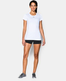 Women's UA Block Party Short Sleeve Jersey LIMITED TIME: FREE SHIPPING 1 Color $39.99