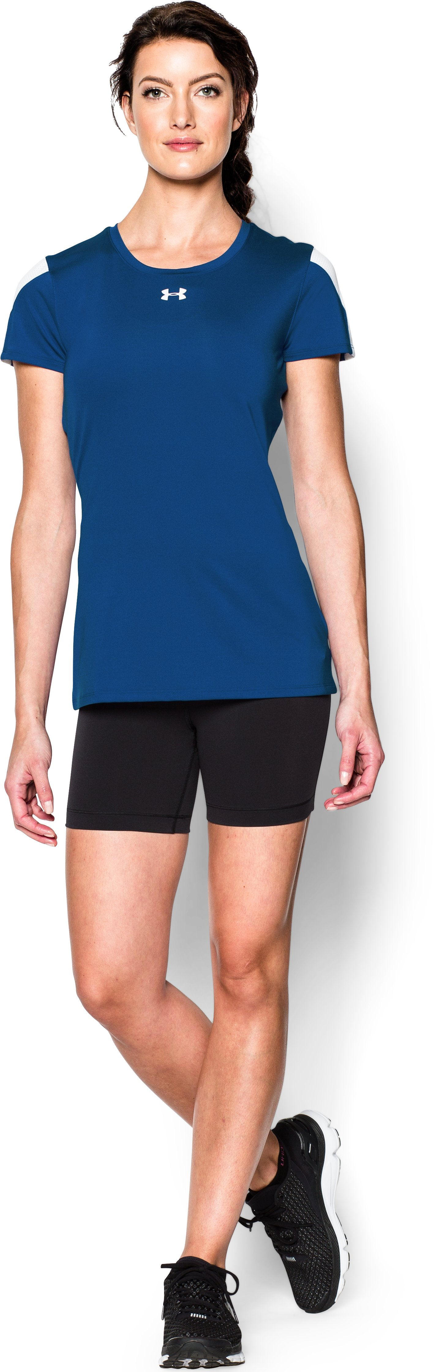 Women's UA Block Party Short Sleeve Jersey 3 Colors $39.99