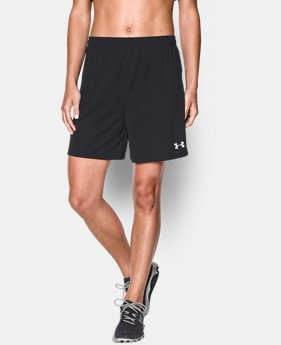 Women's UA Golazo Short LIMITED TIME: FREE SHIPPING  $19.99