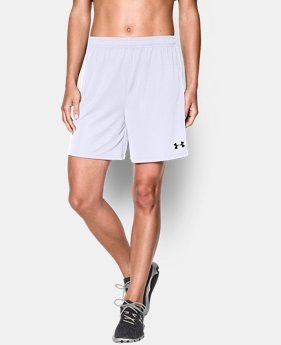 Women's UA Golazo Short LIMITED TIME: FREE SHIPPING 1 Color $24.99