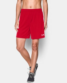 New Arrival  Women's UA Golazo Short LIMITED TIME: FREE SHIPPING 1 Color $24.99