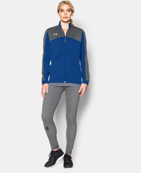 Women's UA Futbolista Jacket  5 Colors $59.99
