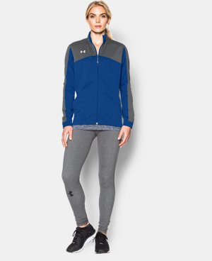 Women's UA Futbolista Jacket  4 Colors $59.99