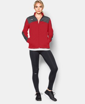 Women's UA Futbolista Jacket  1  Color Available $59.99