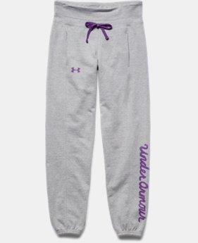 Girls' UA Downtown Pant