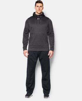 Men's UA Storm Armour® Fleece Team Hoodie   $64.99