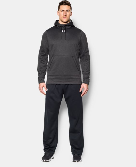 Best Seller  Men's UA Storm Armour® Fleece Team Hoodie LIMITED TIME: FREE SHIPPING  $64.99
