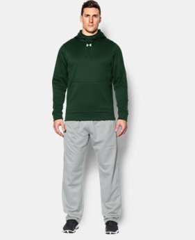 Men's UA Storm Armour® Fleece Team Hoodie  4 Colors $54.99