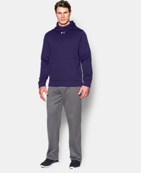 Men's UA Storm Armour® Fleece Team Hoodie   $54.99