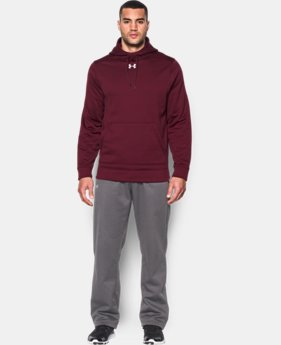 Men's UA Storm Armour® Fleece Team Hoodie  1 Color $48.99
