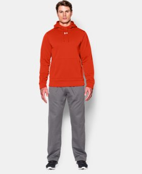 Men's UA Storm Armour® Fleece Team Hoodie  1 Color $31.49