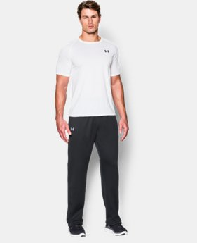 Men's UA Storm Armour® Fleece Team Pants LIMITED TIME: FREE SHIPPING  $64.99