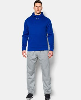 Men's UA Storm Armour® Fleece Team Pants LIMITED TIME OFFER + FREE U.S. SHIPPING 2 Colors $39.99