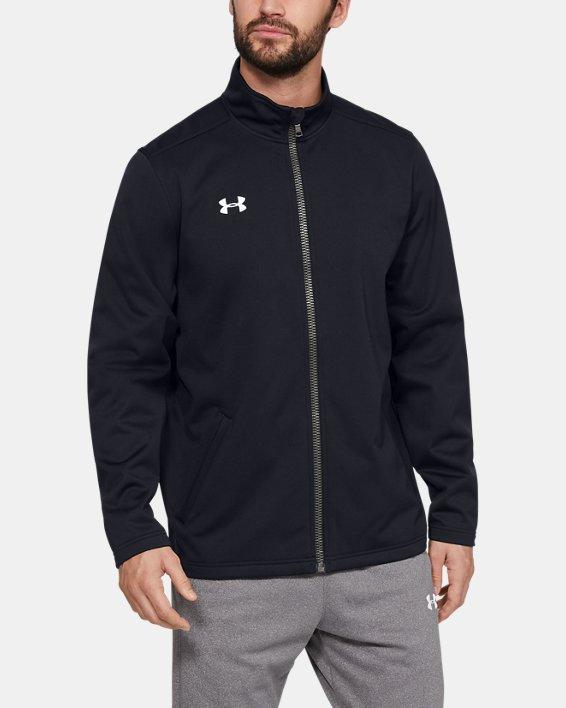 Men's UA Ultimate Team Jacket, Black, pdpMainDesktop image number 1