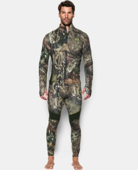 Men's UA ColdGear® Armour Scent Control ¼ Zip  2 Colors $84.99