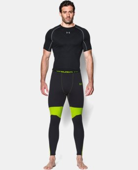 New Arrival  Men's UA Base™ Scent Control Extreme Leggings LIMITED TIME: FREE SHIPPING 1 Color $94.99
