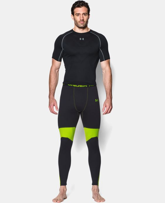 New Arrival  Men's UA Base™ Scent Control Extreme Leggings  1 Color $94.99