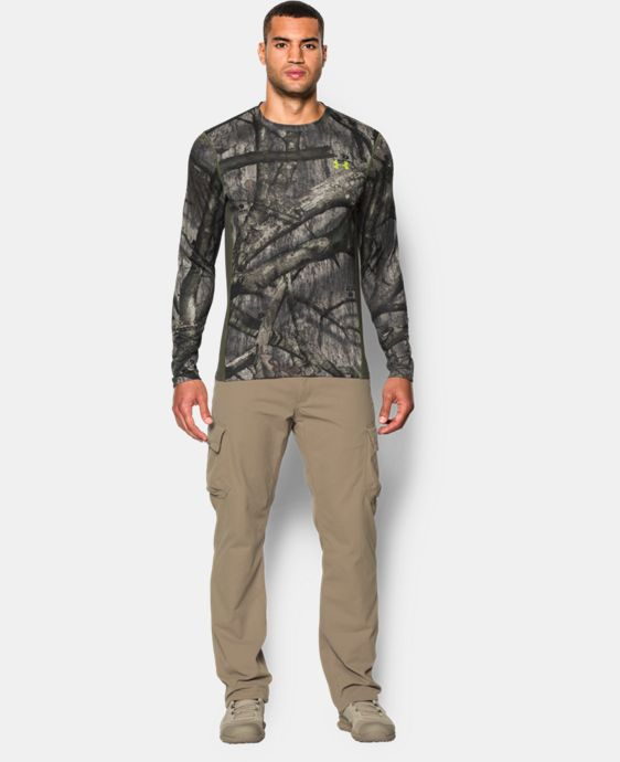 Men's UA Tech™ Scent Control Long Sleeve T-Shirt  2 Colors $28.49