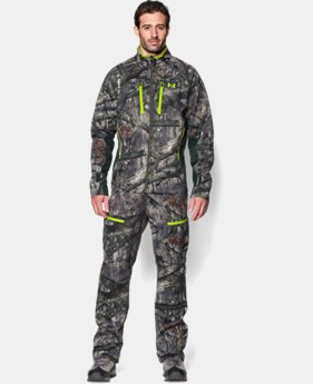 Men's UA Storm Scent Control Softershell Jacket  1 Color $172.99