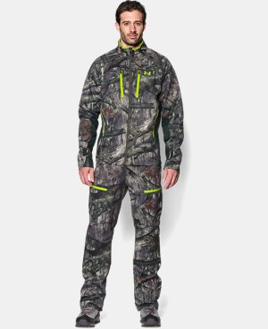 Men's UA Storm Scent Control Softershell Jacket LIMITED TIME: FREE SHIPPING 2 Colors $172.49
