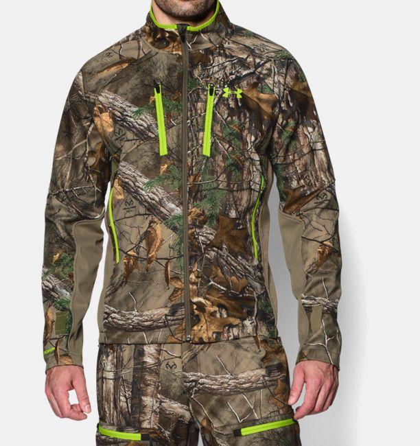 Men s UA Storm Scent Control Softershell Jacket  941ebdf6d