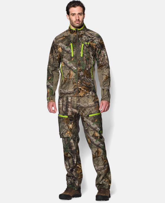 Men's UA Storm Scent Control Softershell Jacket LIMITED TIME OFFER + FREE U.S. SHIPPING 2 Colors $149.99 to $164.99