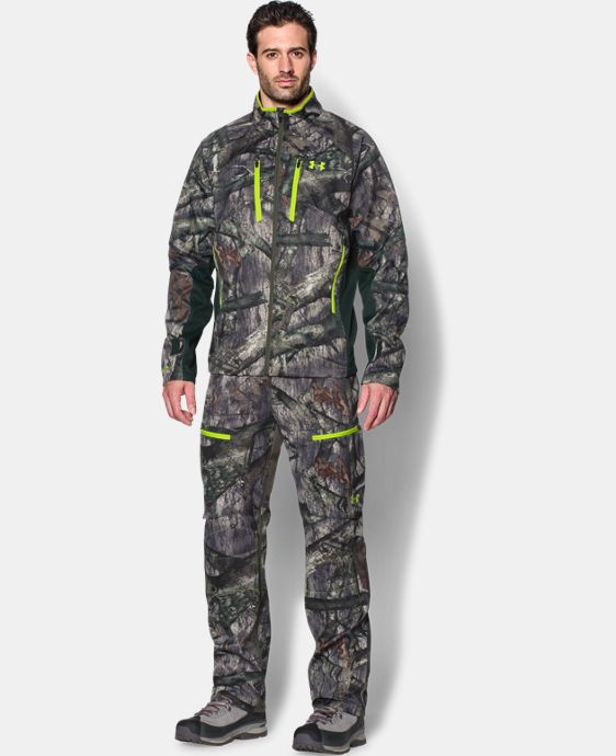 Men's UA Storm Scent Control Softershell Pants LIMITED TIME: FREE SHIPPING 2 Colors $164.99